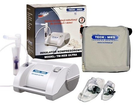 Inhalator TM-NEB ULTRA TECH-MED